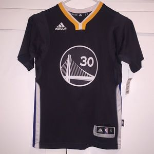 golden state warriors curry basketball jersey top